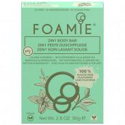 FOAMIE 2in1 Body Bar Mint to be fresh