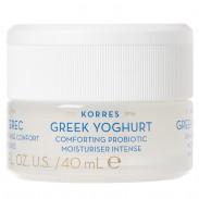 Korres Greek Yoghurt Beruhigende & Intensive Feuchtigkeitscreme 40 ml