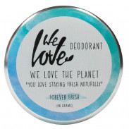 We Love The Planet Natürliche Deodorant Creme Forever Fresh 48 g
