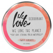 We Love The Planet Natürliche Deodorant Creme Sweet Serenity 48 g