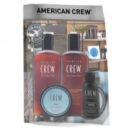 American Crew Grooming Travel Kit