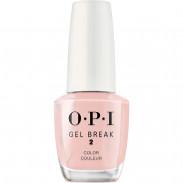 OPI Gel Break Lacquer Properly Pink 15 ml
