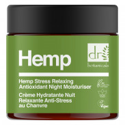 Dr. Botanicals Hemp Stress Relaxing Night Moisturizer 60 ml