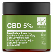 Dr. Botanicals CBD Day Moisturiser 60 ml