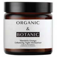 Organic&Botanic Mandarin Orange Enhancing Night Moisturiser 50 ml