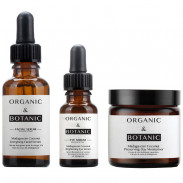Organic&Botanic Madagascan Coconut Facial Serum + Eye Serum + Day Moisturiser