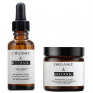 Organic&Botanic Madagascan Coconut Facial Serum + Night Moisturiser