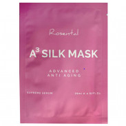 Rosental Organics Advanced Anti-Aging Silk Mask