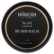 Nõberu of Sweden Bartbalsam - Sandalwood 50 ml
