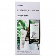 Korres Surprise Your Body Set Coconut Water