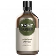 POINT BARBER Hair & Beard Shampoo 300 ml