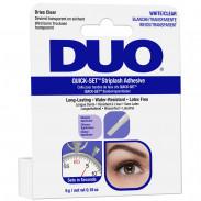 DUO Quick Set Striplash Adhesive Clear 5 g