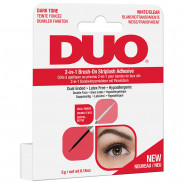 DUO 2-in-1 Brush On Adhesive dark/clear 5 g