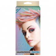 b&t Haarkreide Pastel 12er