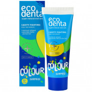 Ecodenta Zahnpasta Colour Surprise Cavity 75 ml