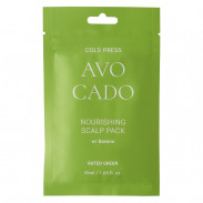 Rated Green Cold Pressed Avocado Nourishing Scalp Pack 50 ml