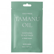Rated Green Cold Pressed Tamaru Oil Soothing Scalp Pack 50 ml