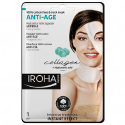 Iroha Anti-Age Eye & Lip Pads, 3 Anwendungen