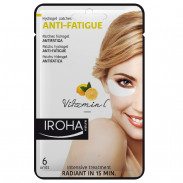 Iroha Anti-Fatigue Vitamin C Eye Pads, 3 Anwendungen