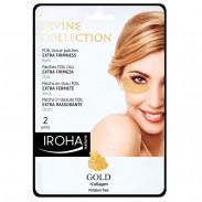 Iroha Divine Collection Gold Eye-Pads