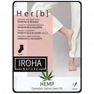 Iroha Repairing & Relaxing Socks Hanf