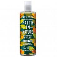 Faith in Nature Grapefruit & Orange Shampoo 400 ml