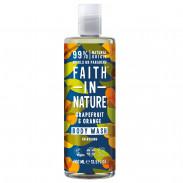 Faith in Nature Grapefruit & Orange Body Wash 400 ml