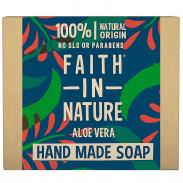 Faith in Nature Aloe Vera Hand Soap Bar 100 g