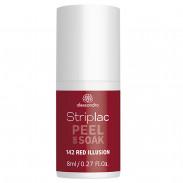 alessandro International Striplac Peel Or Soak Red Illusion 8 ml