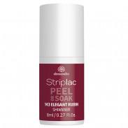 alessandro International Striplac Peel Or Soak Elegant Rubin 8 ml