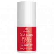alessandro International Striplac Peel Or Soak Secret Red 8 ml