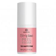 alessandro International Striplac Peel Or Soak Happy Pink 8 ml