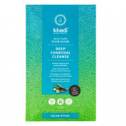 Khadi Ayurvedic Hair Mask Deep Charcoal Cleanse 50 ml