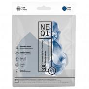 NEQI Community Face Coverings, blue, Kids, 3 Stück
