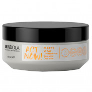 Indola Act Now! Matte Wax 85 ml