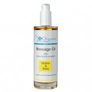 The Organic Pharmacy Mother & Baby Massage Oil 100 ml