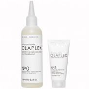 Olaplex Intensive Bond Treatment No. 0 + Hair Perfector No. 3