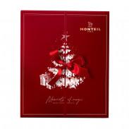 Monteil Paris Adventskalender Ampullen + Originalgrößen