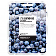 Farmskin Superfood Salad Facial Blueberry Strengthening Sheet Mask 15 ml
