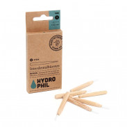 Hydrophil Interdentalbürsten Bambus ISO 1