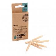 Hydrophil Interdentalbürsten Bambus ISO 2