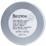 Bullfrog High Definition Glossy Pomade 100 ml