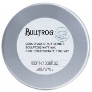 Bullfrog Sculpzing Matt Wax 100 ml