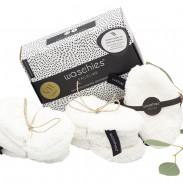 Waschies Abschminkpads & Waschpads Weiß 7er Pack
