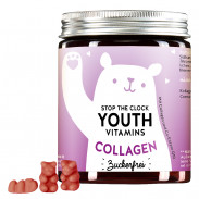 Bears With Benefits Stop The Clock Youth Vitamin Kollagen 60 Stück