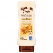 Hawaiian Tropic Satin Protection Sun Lotion (SPF30) 180 ml