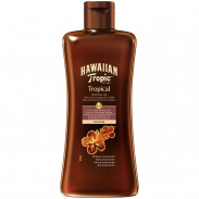 Hawaiian Tropic Tanning Oil Dark (SPF0) 200 ml
