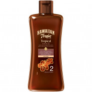 Hawaiian Tropic Tanning Oil (SPF2) 200 ml