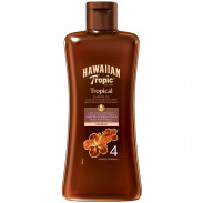 Hawaiian Tropic Tanning Oil (SPF4) 200 ml