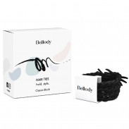 Bellody Original Hair Ties Classic Black 4 Stück